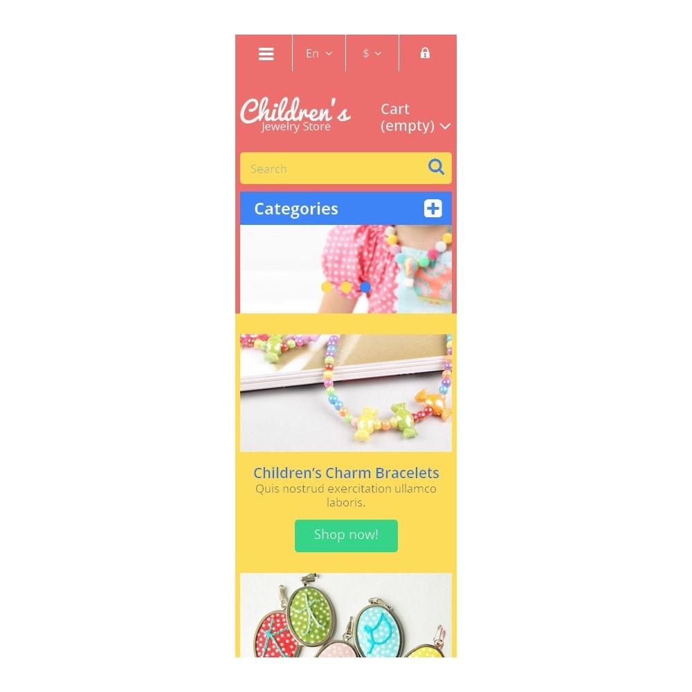 theme - Moda y Calzado - Children's Jewelry Store - 9
