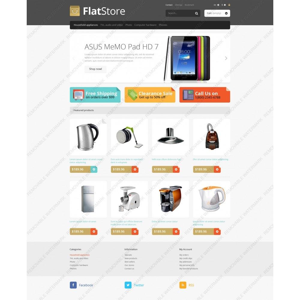theme - Electrónica e High Tech - Responsive Electronics Store - 3