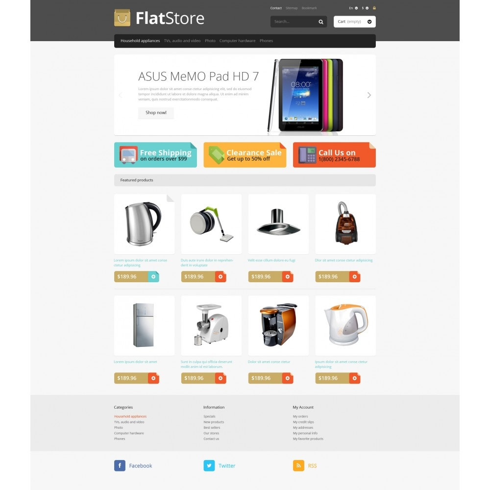 theme - Elettronica & High Tech - Responsive Electronics Store - 4