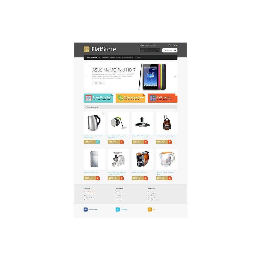 theme - Electrónica e High Tech - Responsive Electronics Store - 10