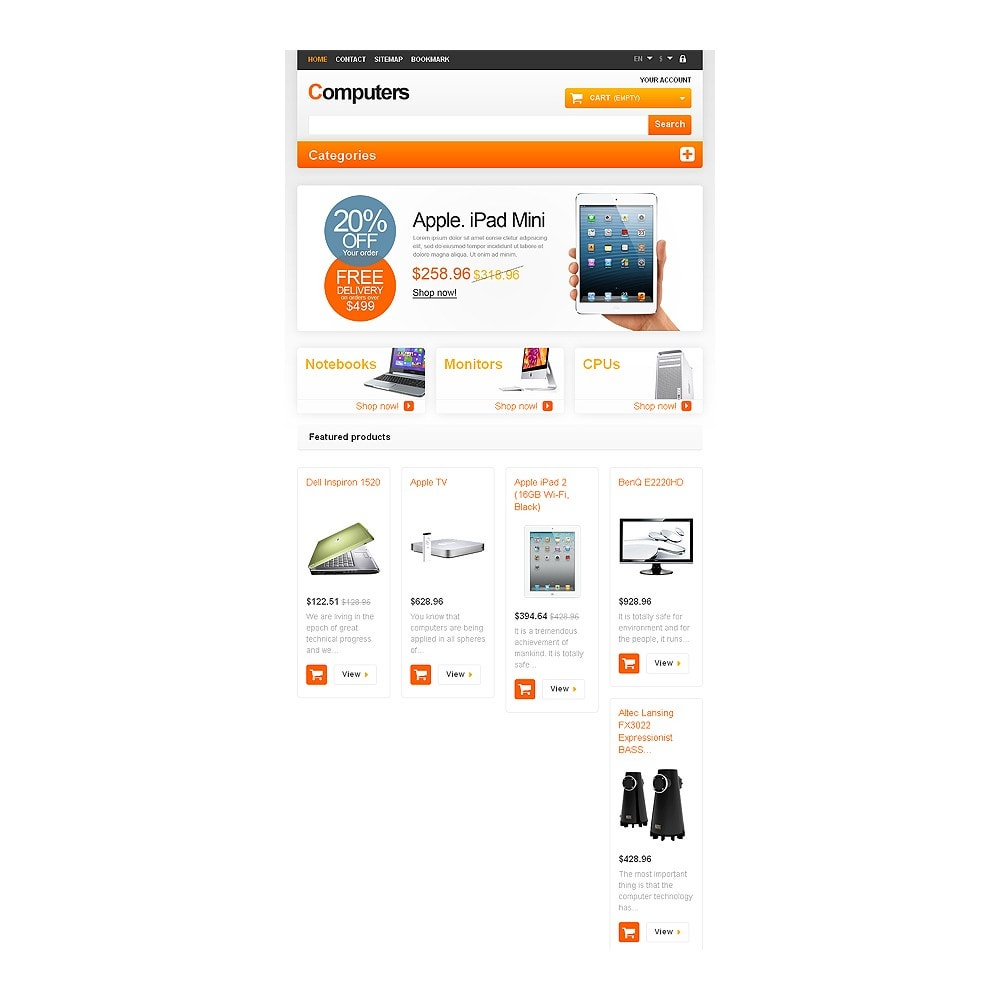 theme - Electronique & High Tech - Responsive Computers Store - 7