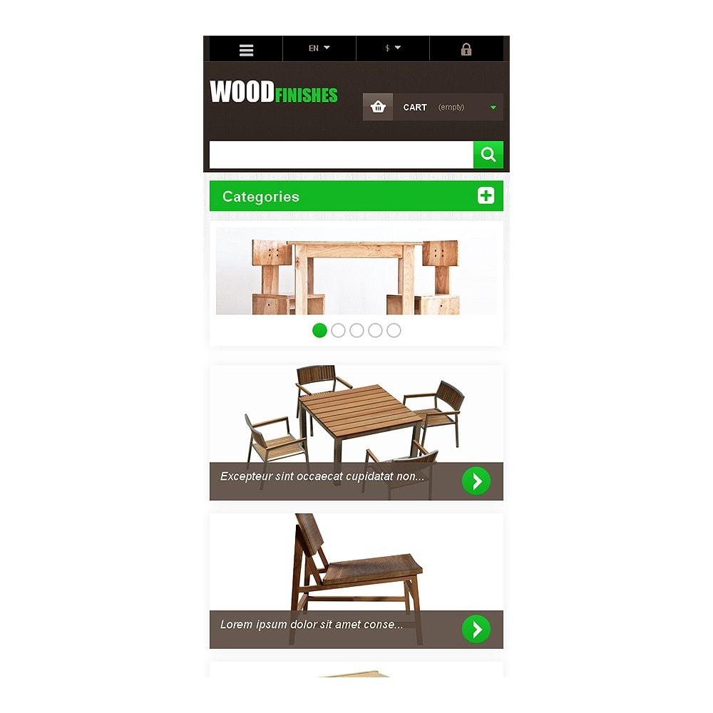 theme - Kunst & Kultur - Wood Finishes - 8