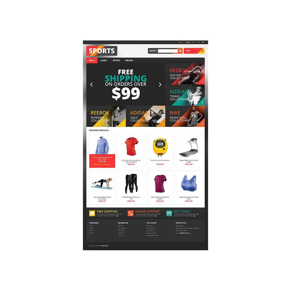 theme - Sport, Loisirs & Voyage - Responsive Sports Store - 10