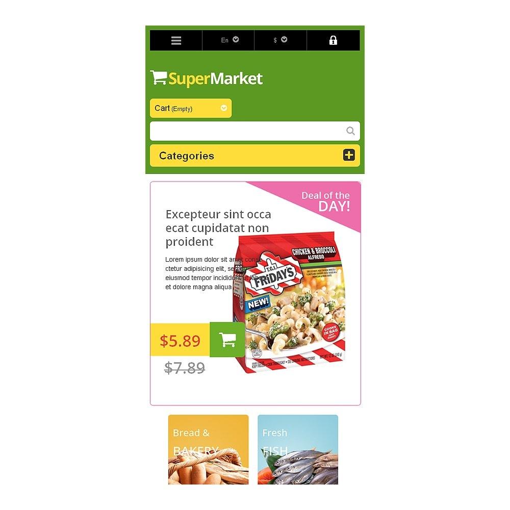 theme - Eten & Restaurant - Responsive Supermarket - 8