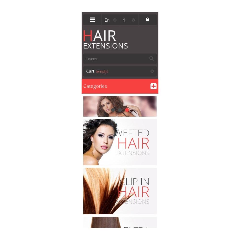 theme - Moda y Calzado - Luxury Hair - 9