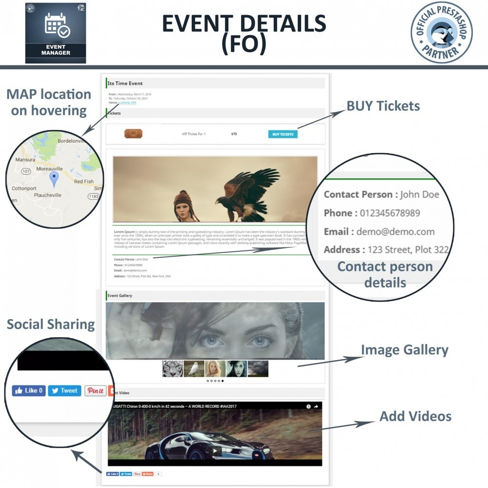 module - Аренды и бронирования - Events Manager, Create events & Sell tickets Online - 7