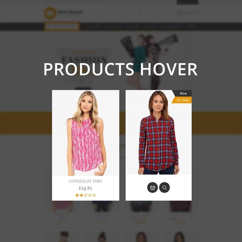 theme - Moda & Calzature - West Wooplr - Fashion Market - 11