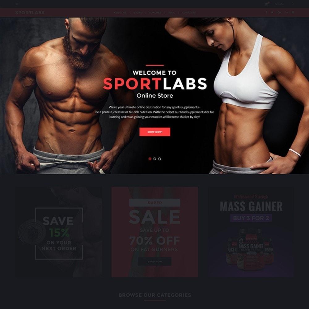 SportLabs - Sports Nutrition