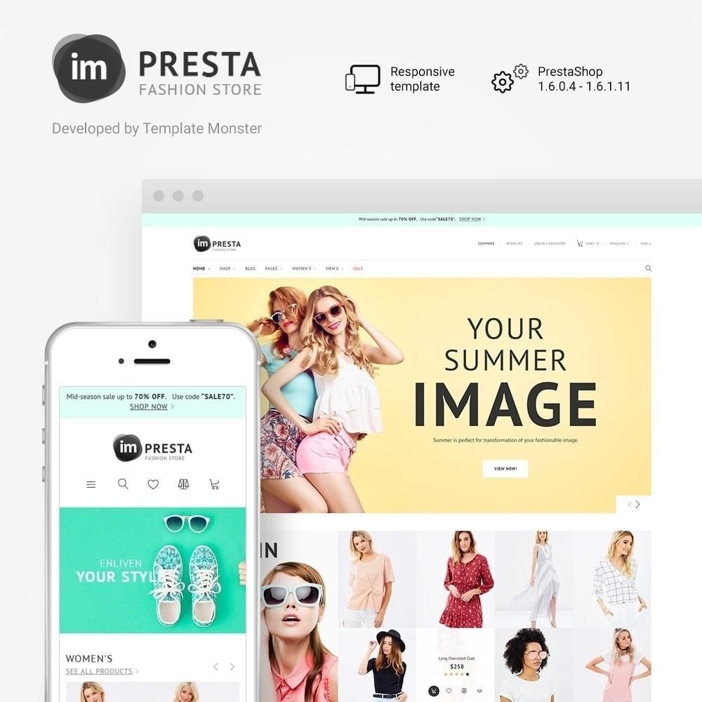 theme - Moda & Calzature - Impresta - Fashion - 2