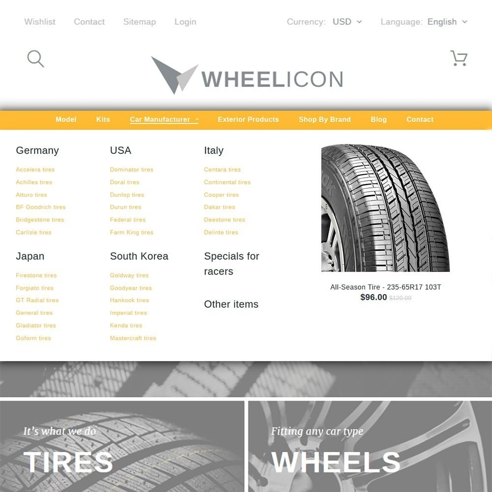 theme - Automotive & Cars - Wheelicon - 4