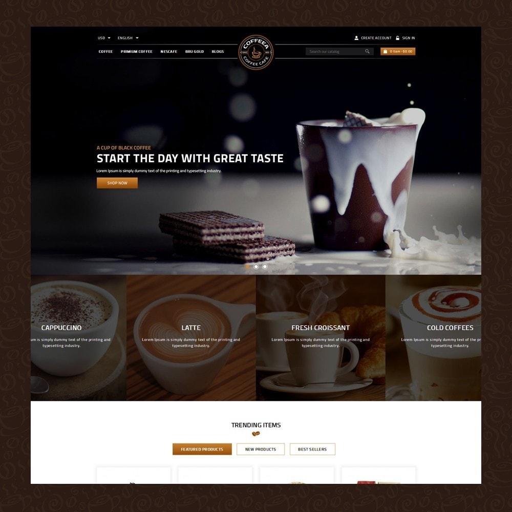 Coffeea - Coffee shop