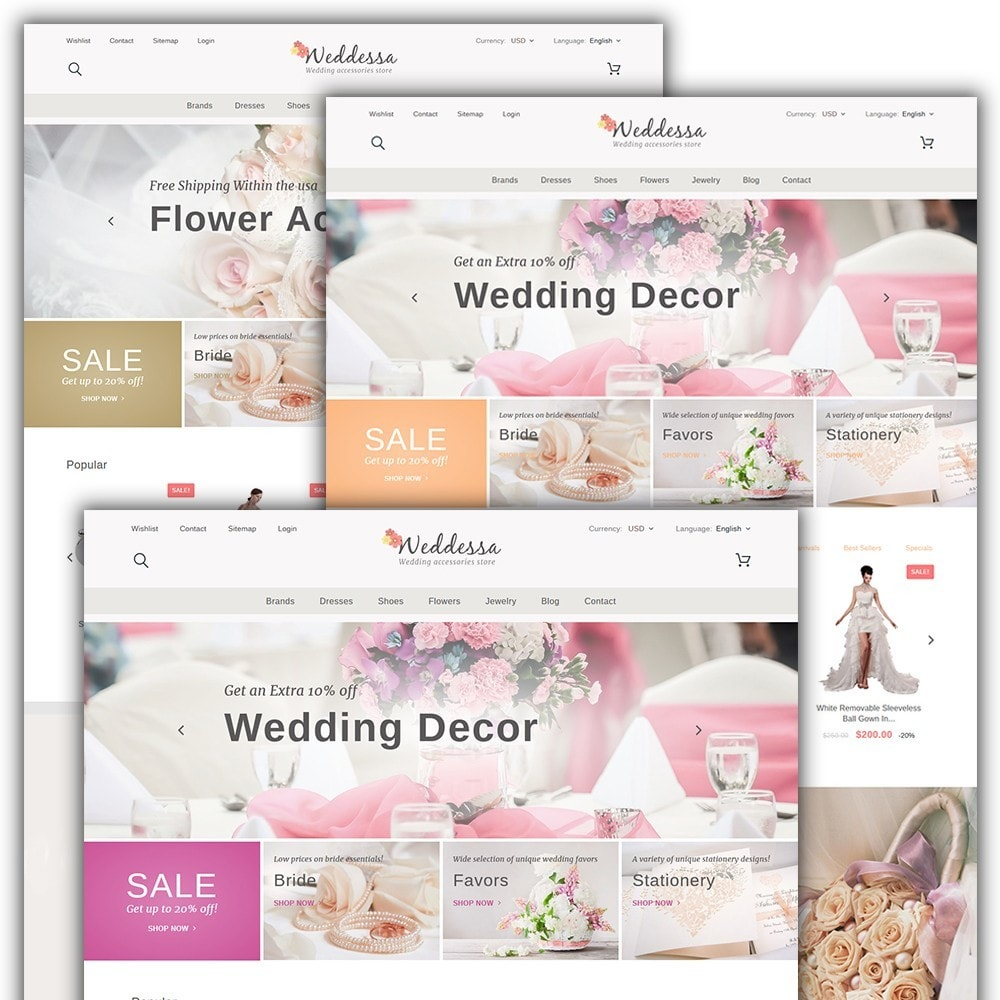 Weddessa - Wedding Shop