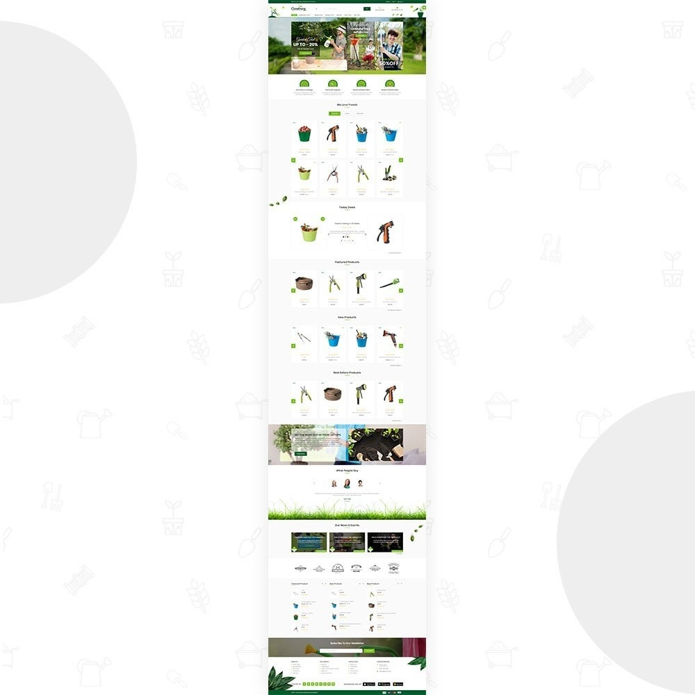 Garding  - Garden Tool Store