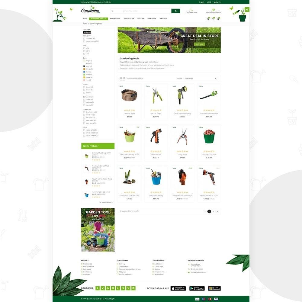 Garding  – Garden Tool Store