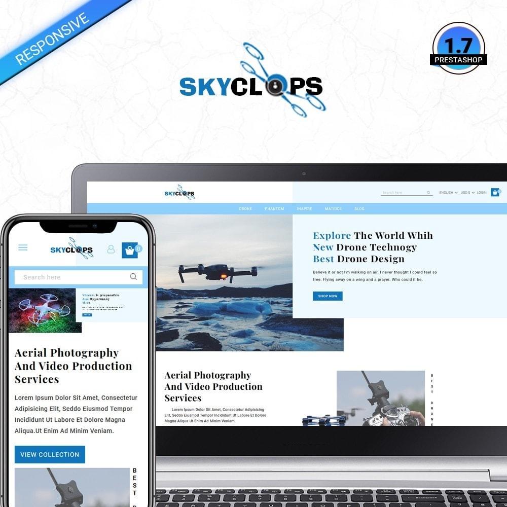 Skyclops Drone Store