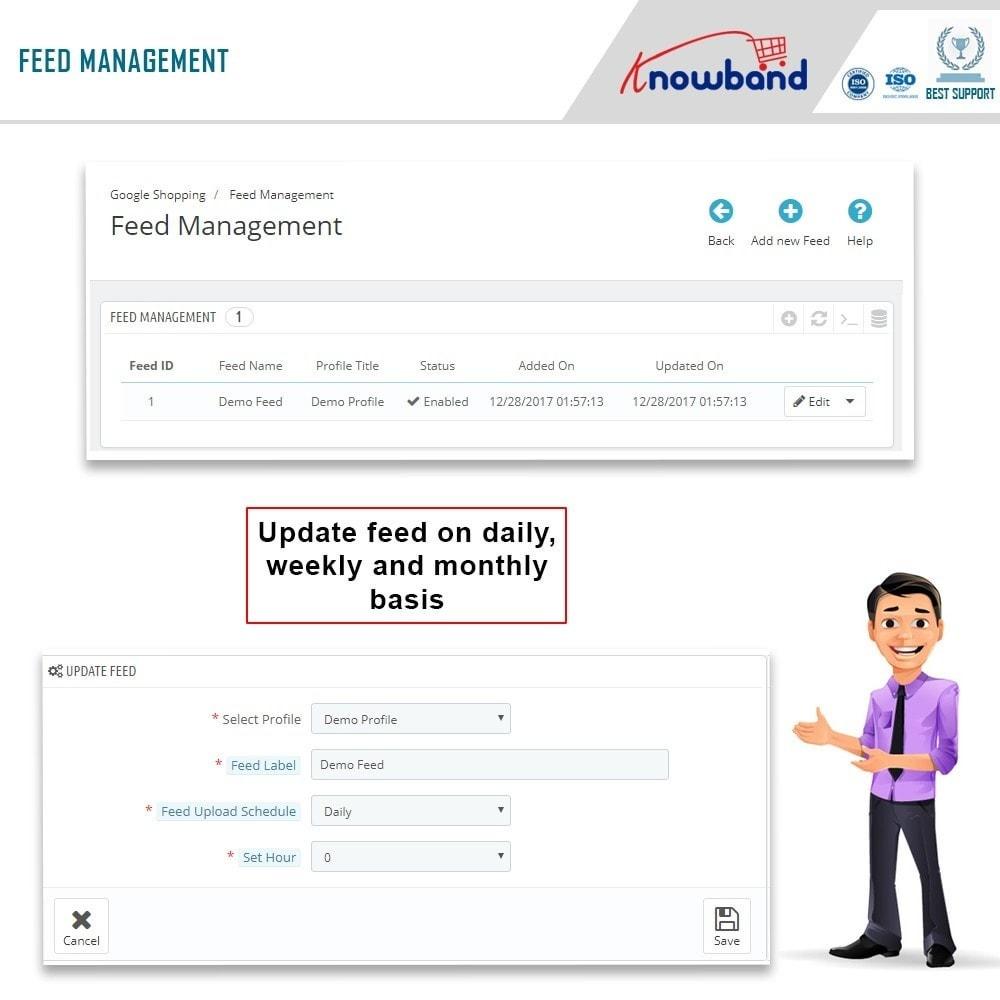 module - Prijsvergelijkers - Google Shopping (Google Merchant Centre) - 5