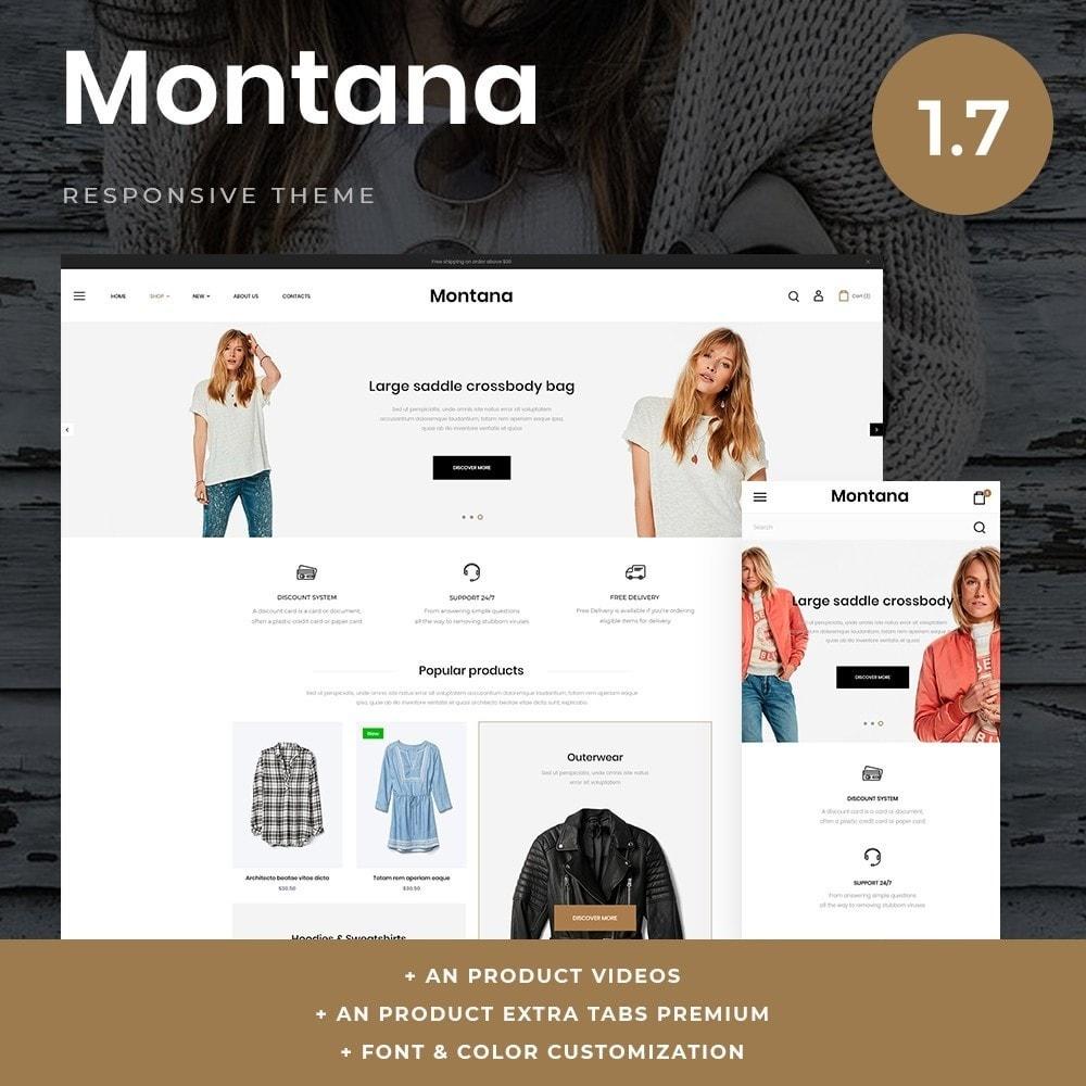 Montana Fashion Store
