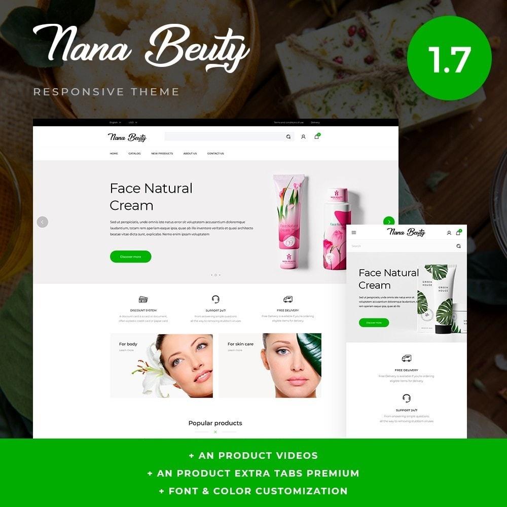 Nana Beuty Cosmetics