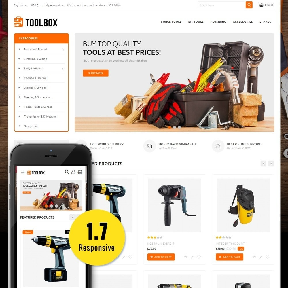 Toolbox Store