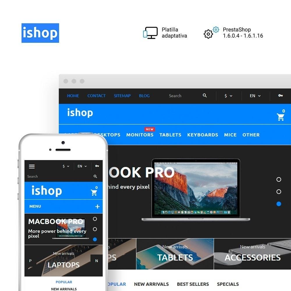 theme - Electrónica e High Tech - iShop - Computer Store - 1