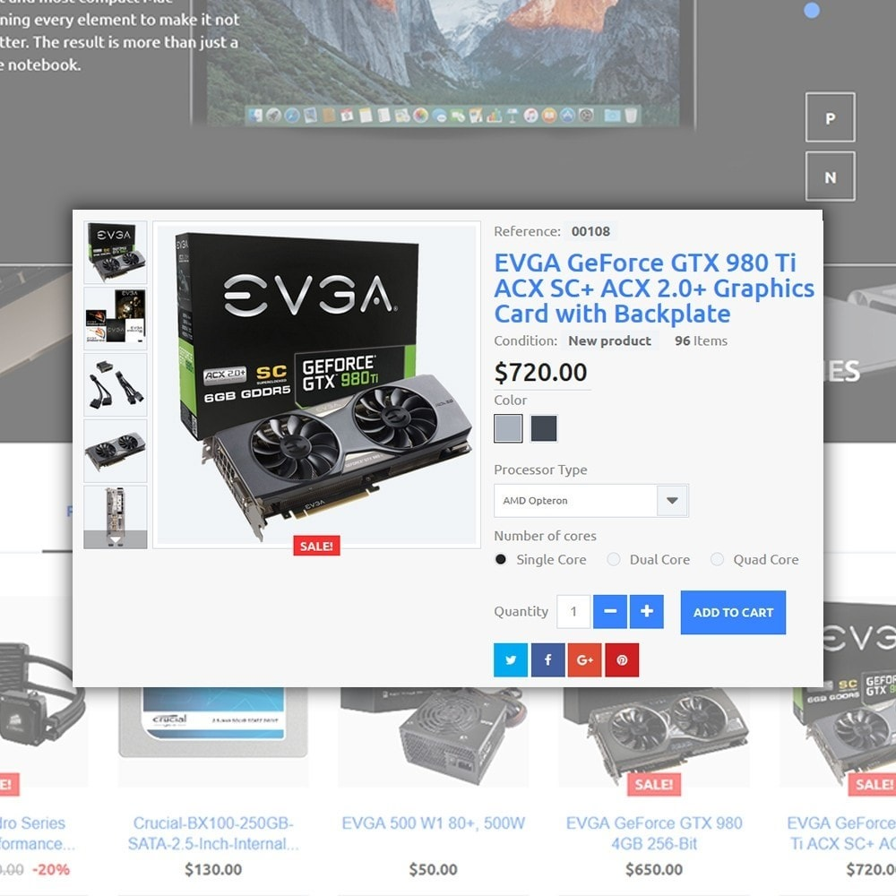 theme - Elettronica & High Tech - iShop - Computer Store - 4