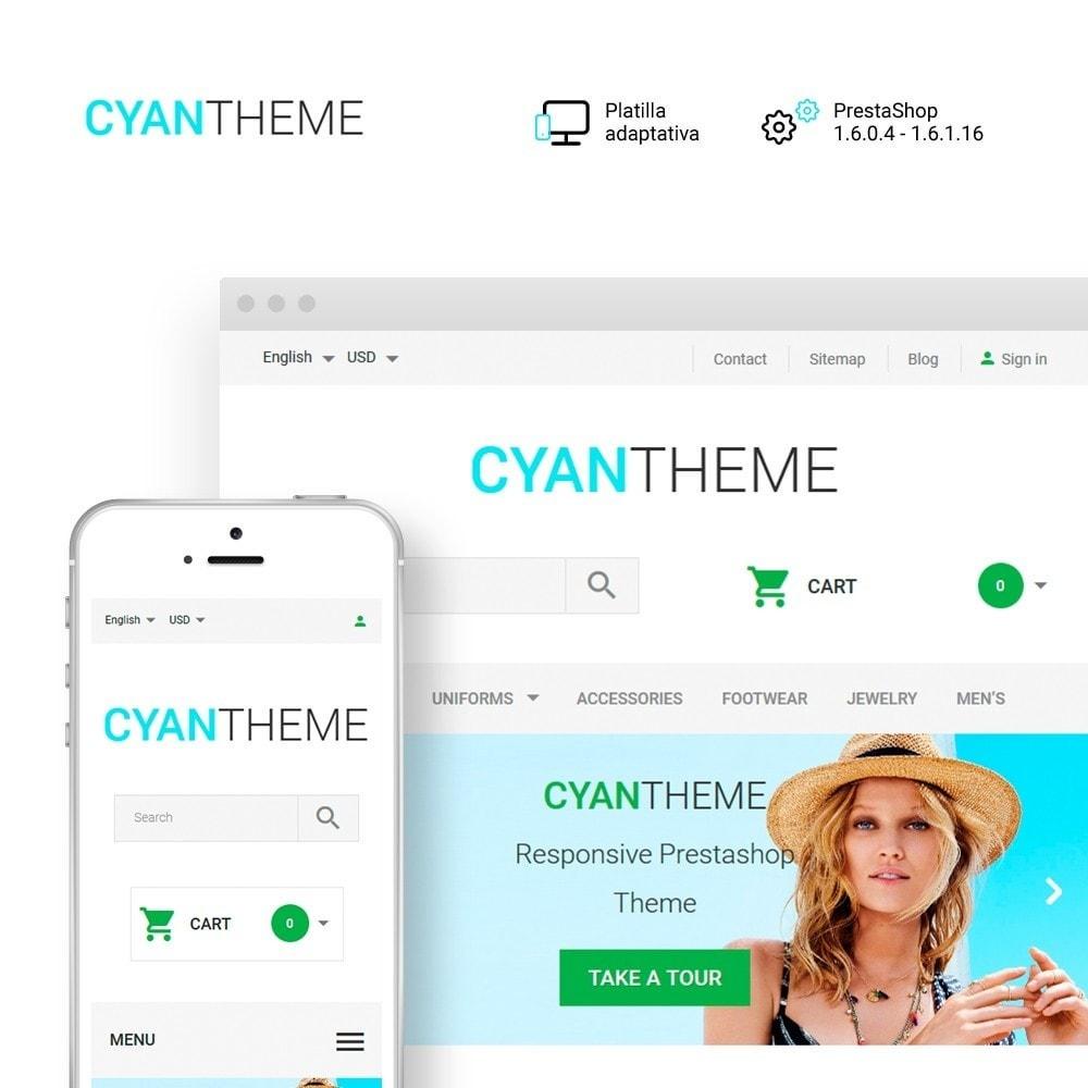 theme - Moda y Calzado - CyanTheme - Fashion Store - 1