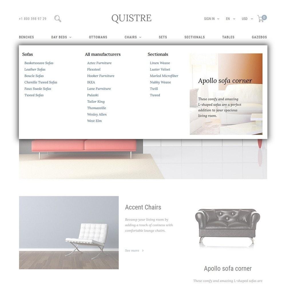 theme - Home & Garden - Quistre - Interior - 5