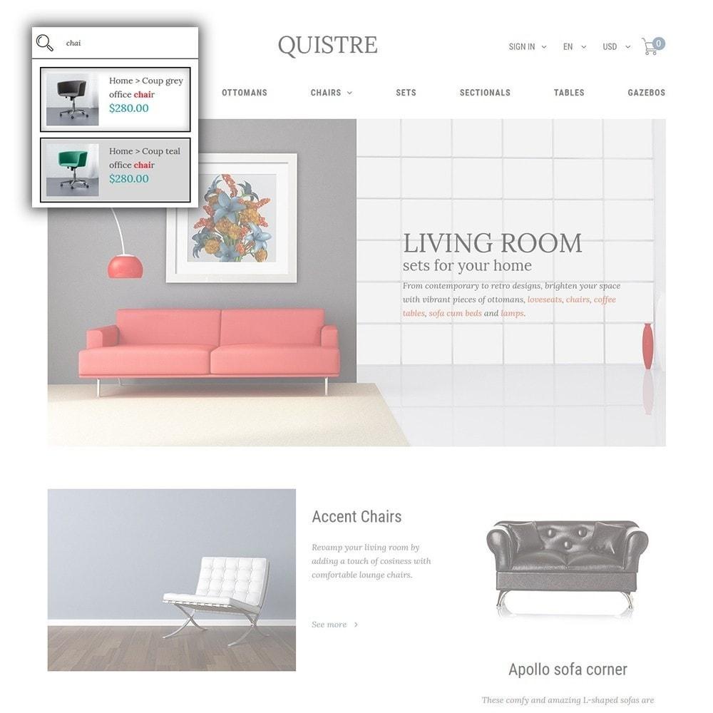 theme - Дом и сад - Quistre - Interior - 6