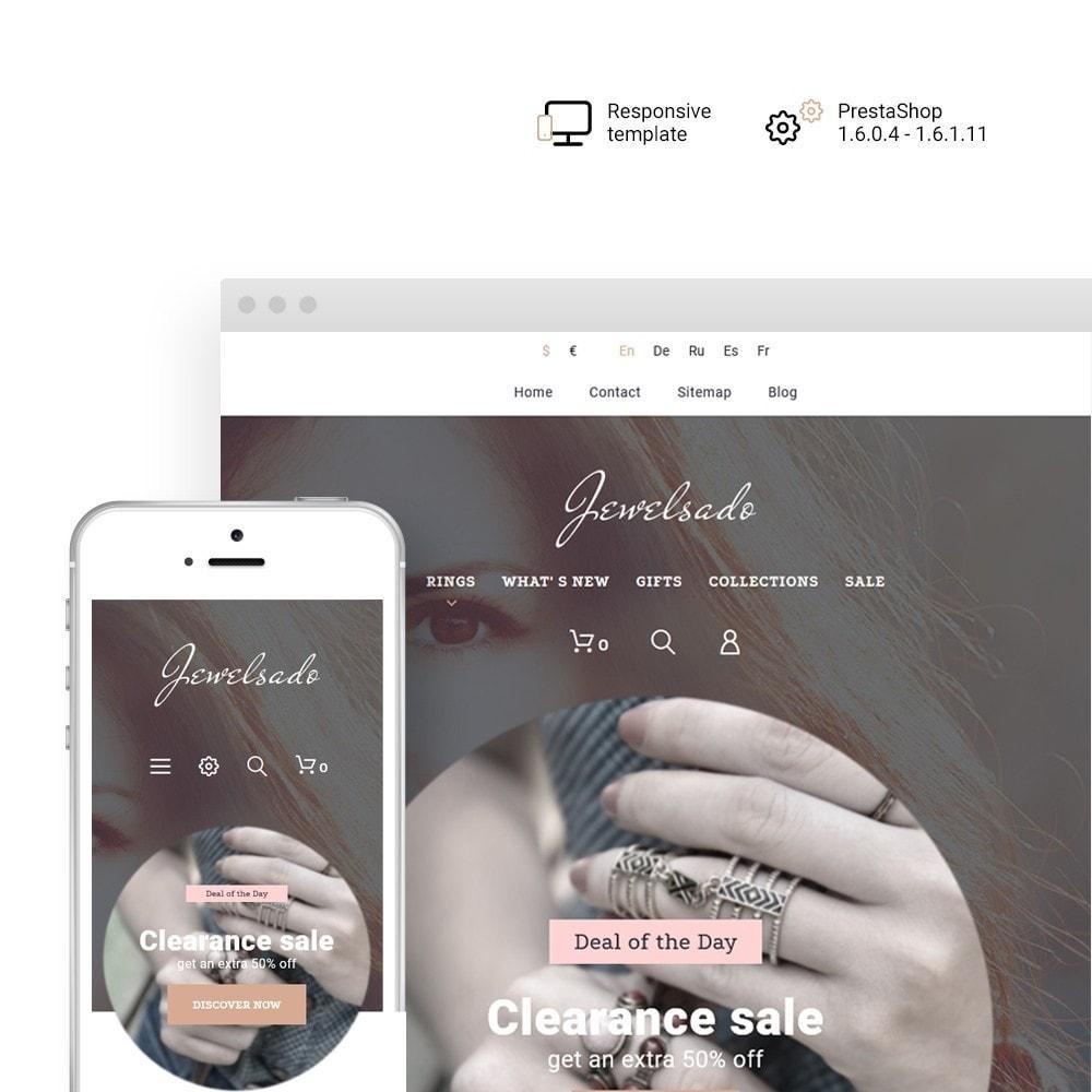 theme - Fashion & Shoes - Jewelsado - Jewelry Store - 1