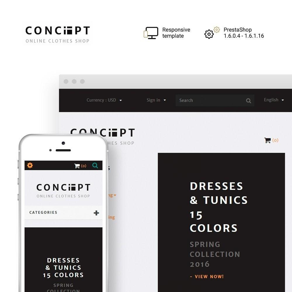 Concept - Apparel Store