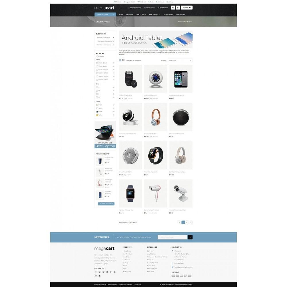 MegaCart - Multipurpose Store
