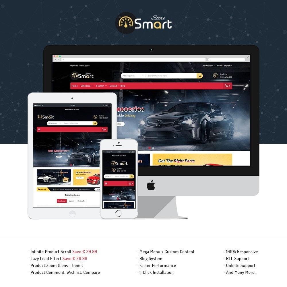 Auto Parts Smart Store