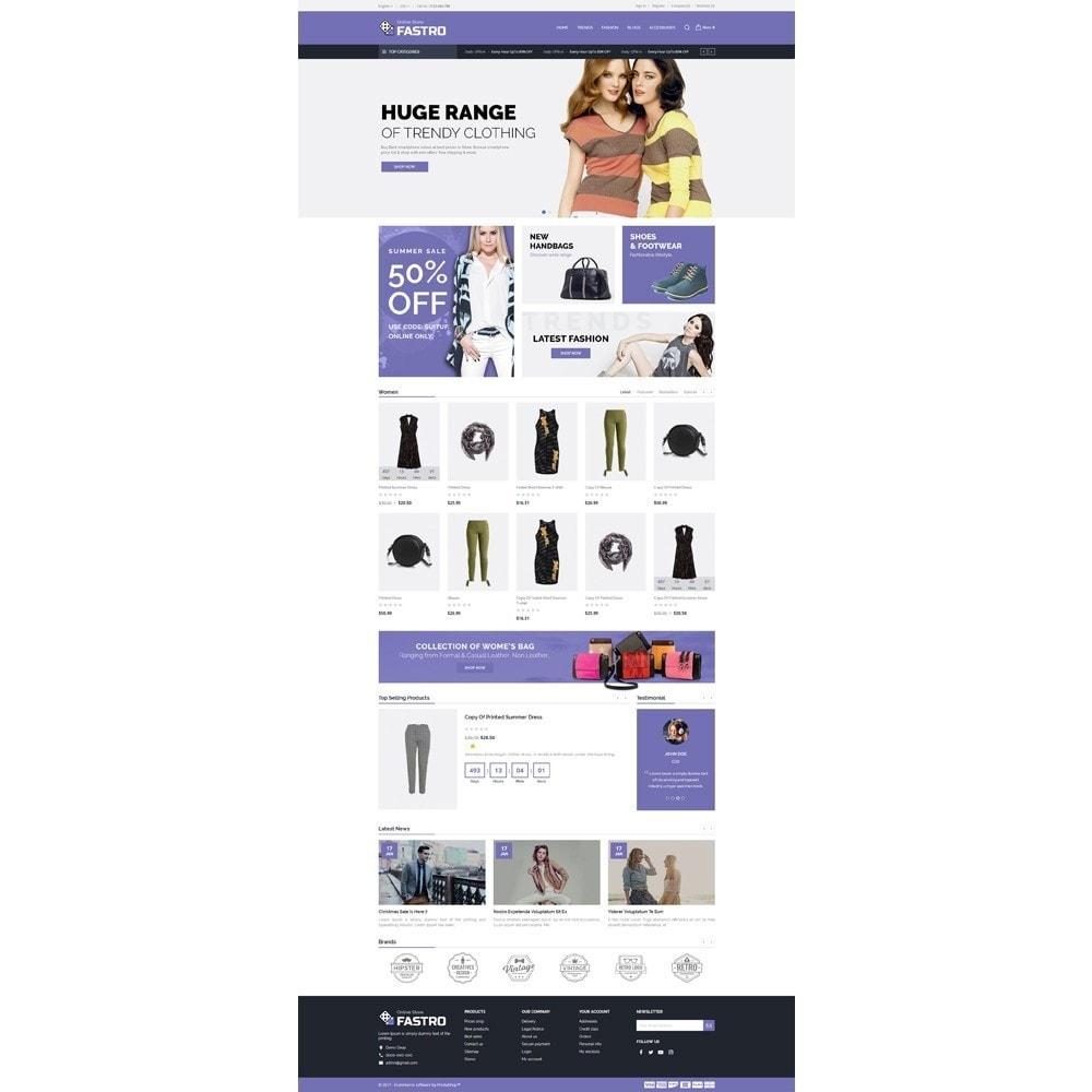 Fastro Fashion Store