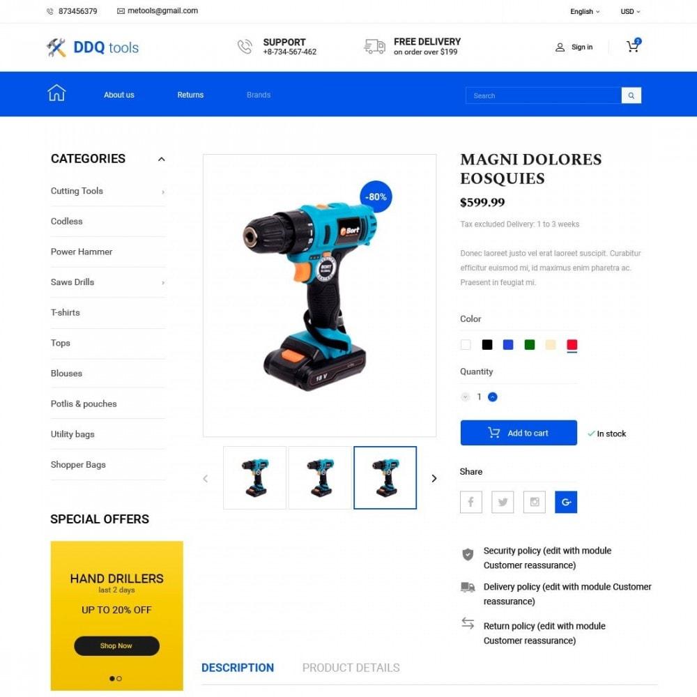 MyTools  - Tools Store