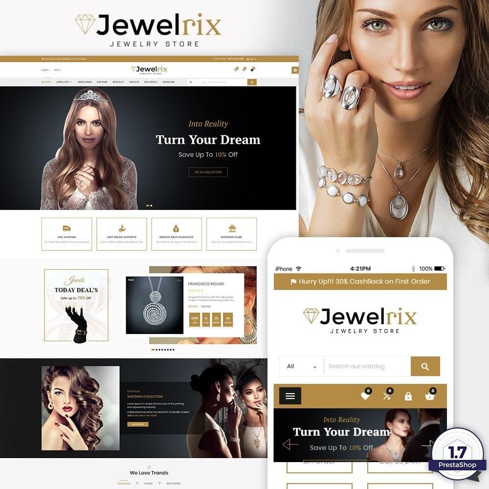 Jewelrix – Jewelry Super Store
