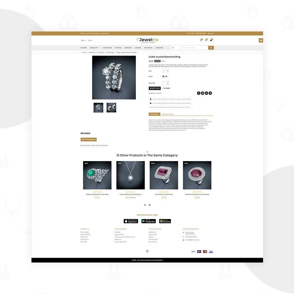 theme - Bijoux & Accessoires - Jewelrix Jeweler Store - 5