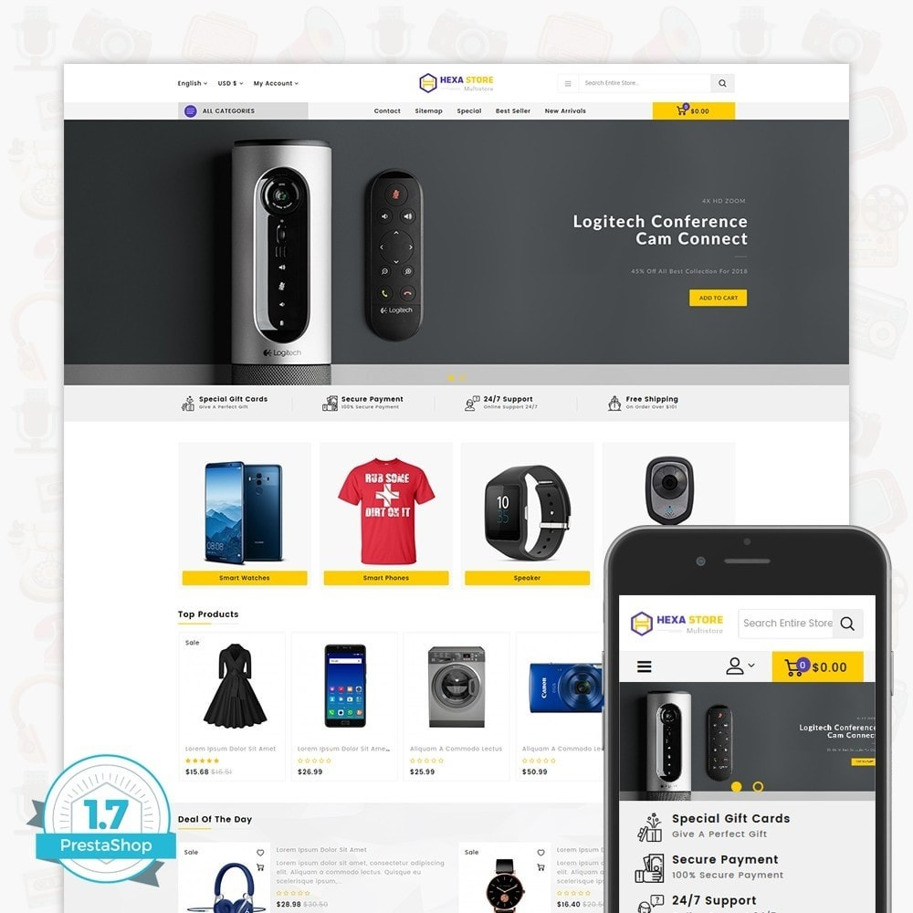 HexaStore - The MultiStore