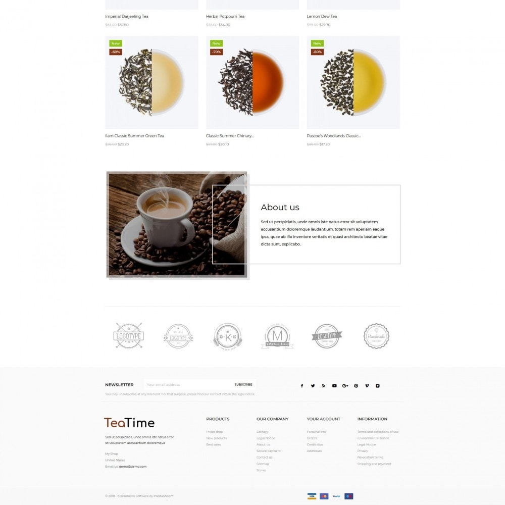 theme - Lebensmittel & Restaurants - TeaTime - 4