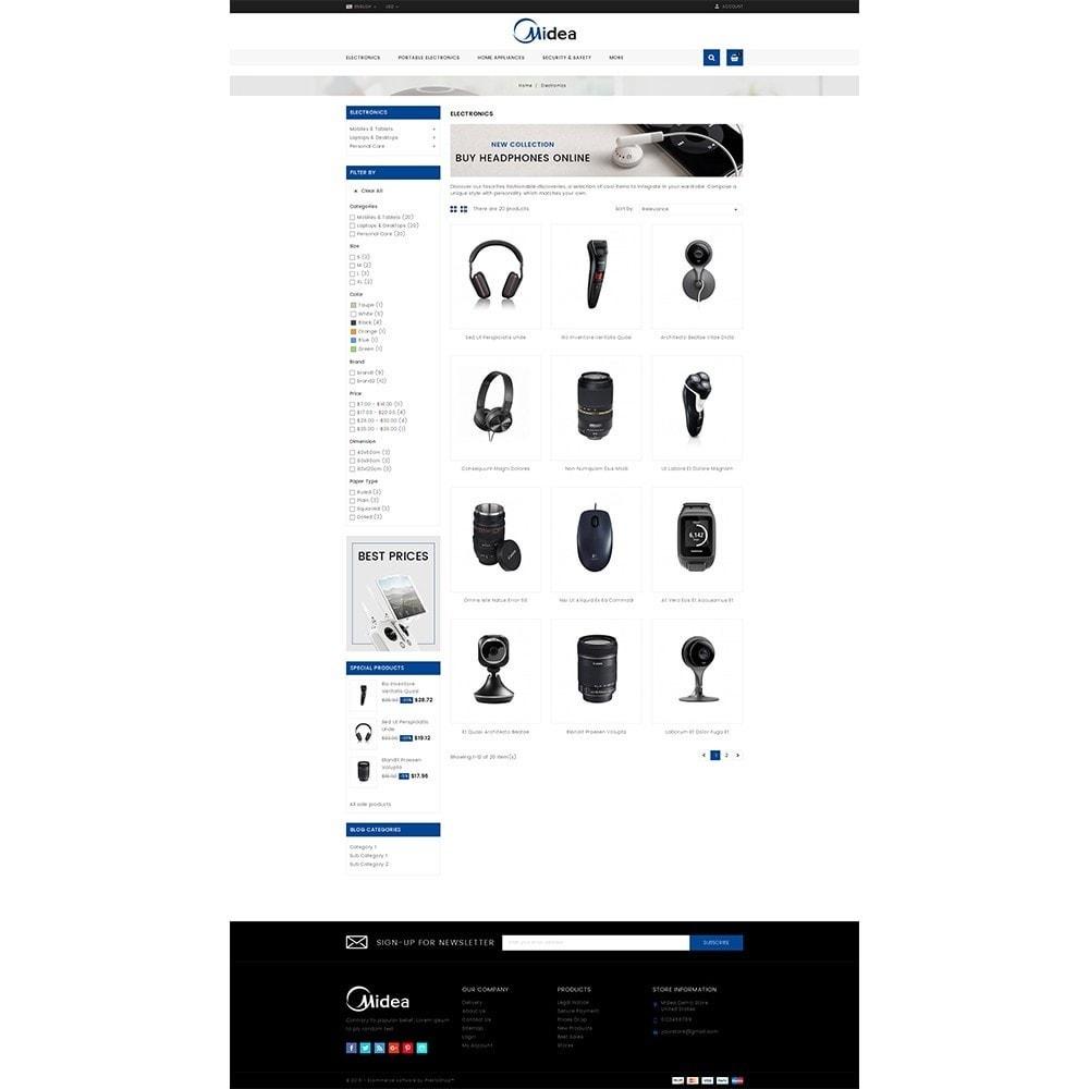 Midea - electronics Store