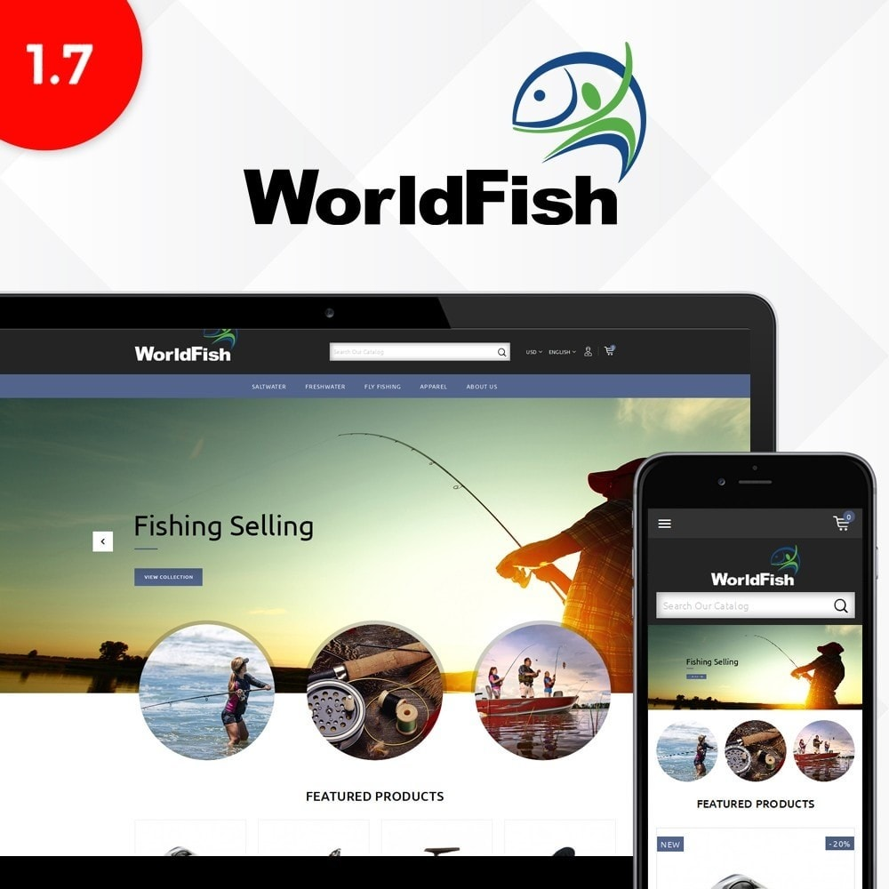WorldFish Store