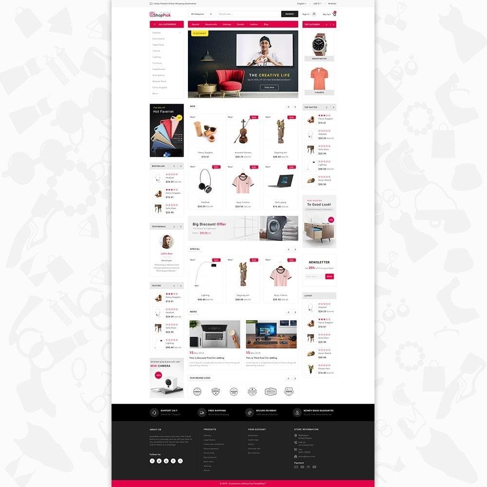 Shoppick - The Online Shop