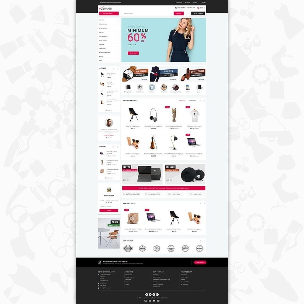 eComrox - The Easy Shop