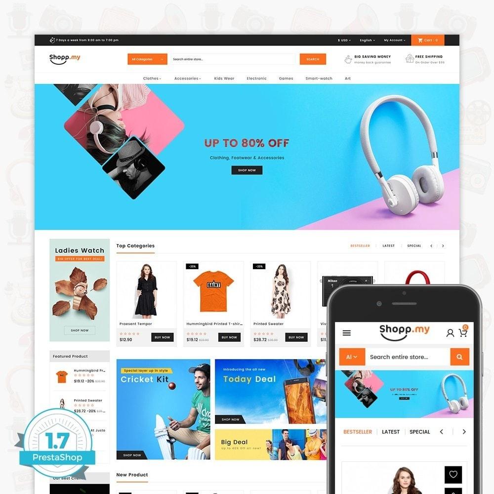 Shopmy - The MultiStore