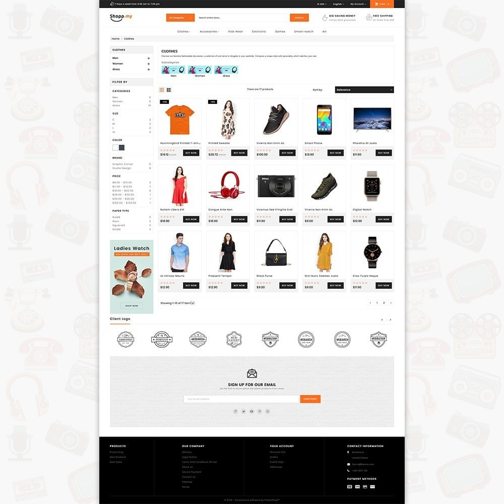 Shopmy - The MultiStore