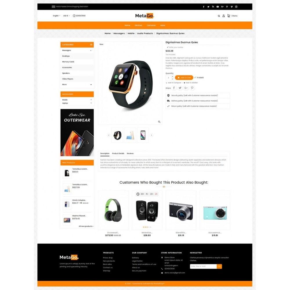 theme - Elektronica & High Tech - Melano Electronics Market - 5