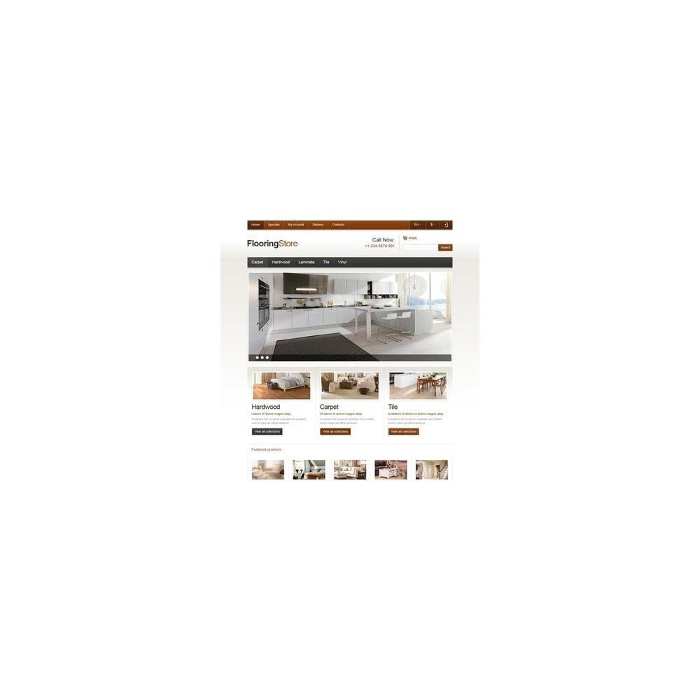 theme - Arte e Cultura - Responsive Flooring Store - 2