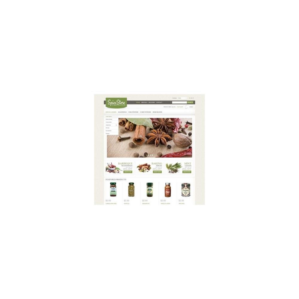 theme - Eten & Restaurant - Spice Store - 4