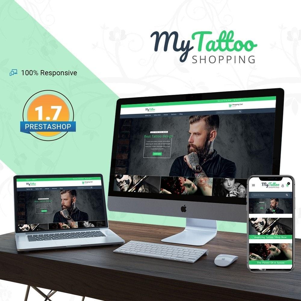 MyTattoo - Tattoo Store