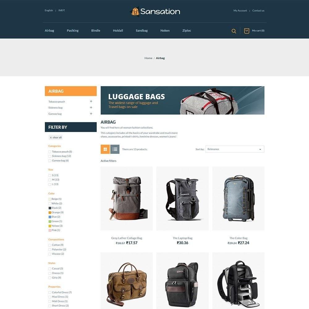 Sansation Bag Store