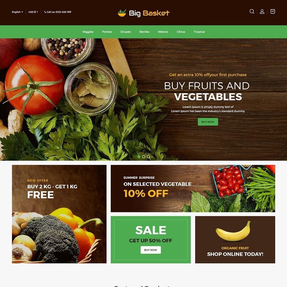 Bigbasket - Food Online Store